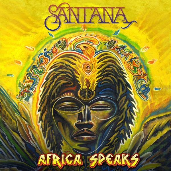 Santana - Africa Speaks (2xLP) Concord Records