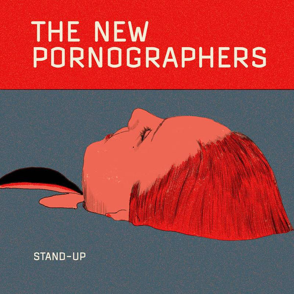 "The New Pornographers - Stand-Up (7"") Concord Records"