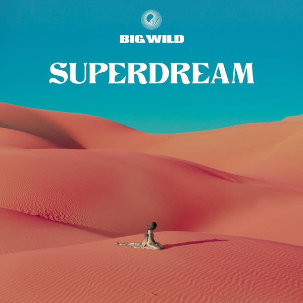 Big Wild - Superdream (LP - Light Blue Colored Vinyl + Download Link) Counter Records