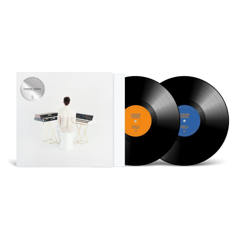 Chrome Sparks - Chrome Sparks (2xLP) Counter Records