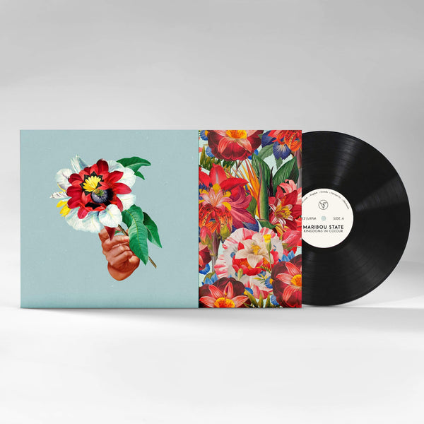 Maribou State - Kingdoms in Colour (LP) Counter Records