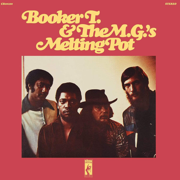 Booker T & The M.G.'s - Melting Pot (LP) Craft Recordings