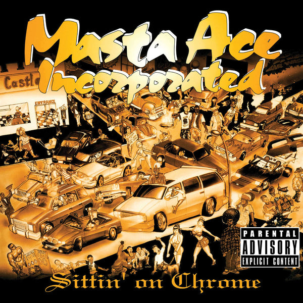 Masta Ace Incorporated - Sittin' On Chrome (2xLP) Craft Recordings