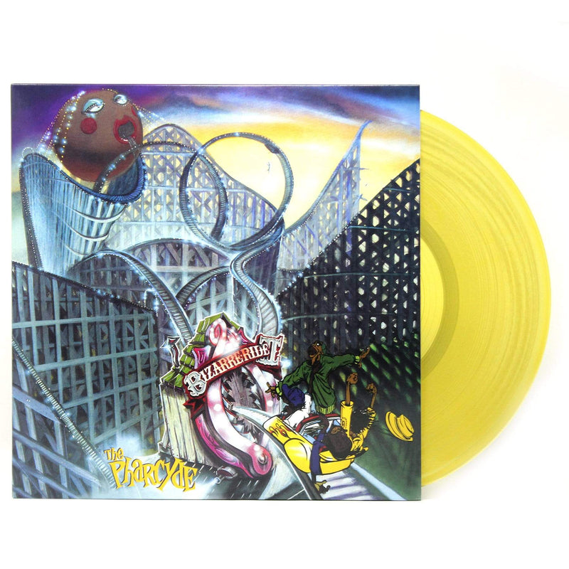 The Pharcyde - Bizarre Ride II The Pharcyde: 25th Anniversary Reissue (2xLP - Blue/Yellow Vinyl) Craft Recordings