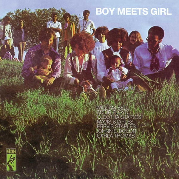V/A - Boy Meets Girl: Classic Stax Duets (2xLP) Craft Recordings