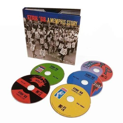 V/A - Stax '68: A Memphis Story (5xCD) Craft Recordings