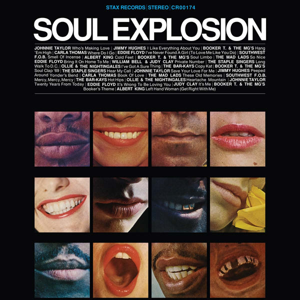 V/A - Stax Records: Soul Explosion (2xLP) Craft Recordings