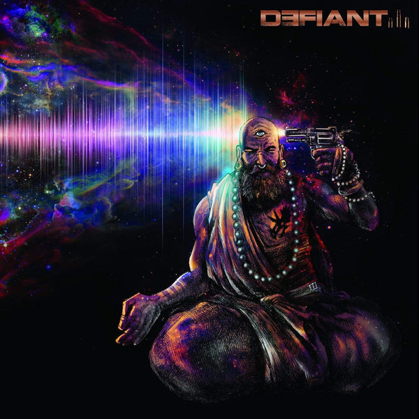 Defiant III - Abstract Bullets For Poetic Pistols (CD) Creative Juices Music