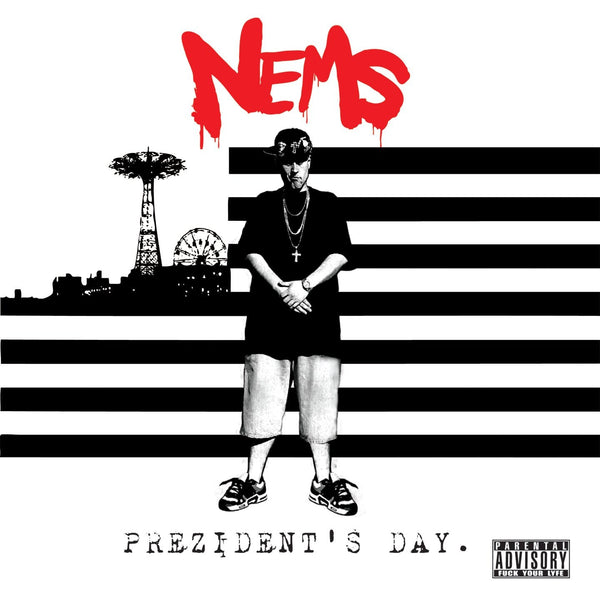 Nems - Prezident's Day (2xCD + Bonus Tracks) Creative Juices Music