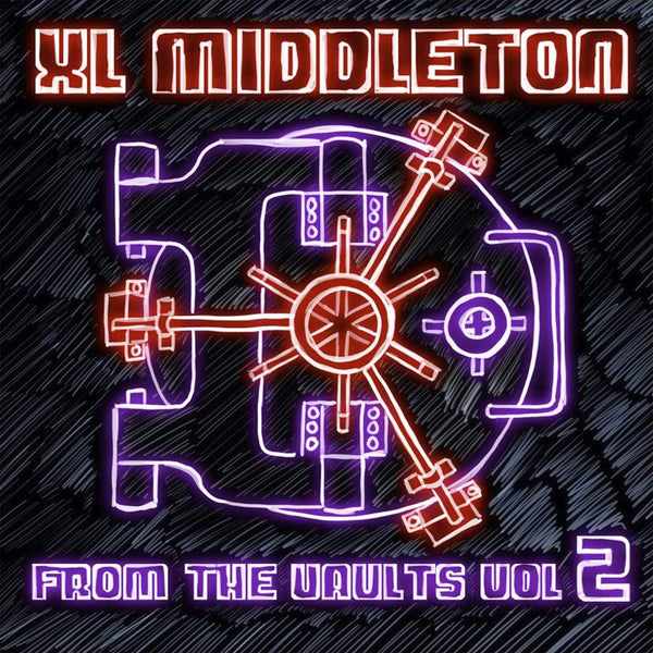 XL Middleton - From The Vaults Vol. 2 (CD) Crown City Ent.
