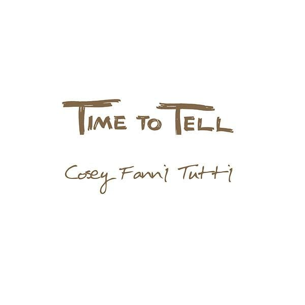 Cosey Fanni Tutti - Time To Tell (LP - Clear Vinyl Reissue) CTI
