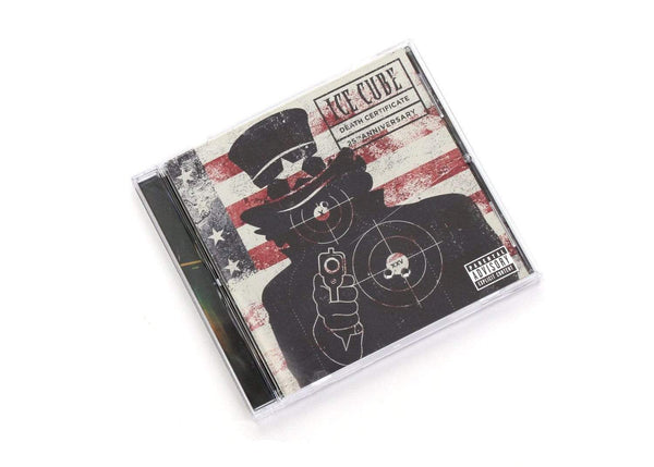 Ice Cube - Death Certificate: 25th Anniversary Edition (CD) Cubevision
