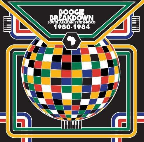 V/A - Boogie Breakdown: South African Synth-Disco 1980-1984  (2xLP) Cultures Of Soul