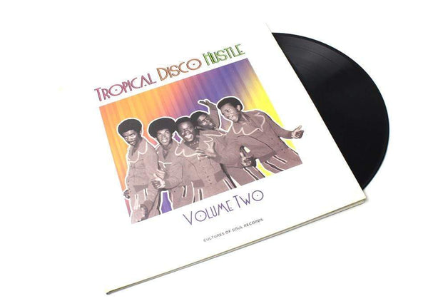 V/A - Tropical Disco Hustle 2 (2xLP) Cultures Of Soul
