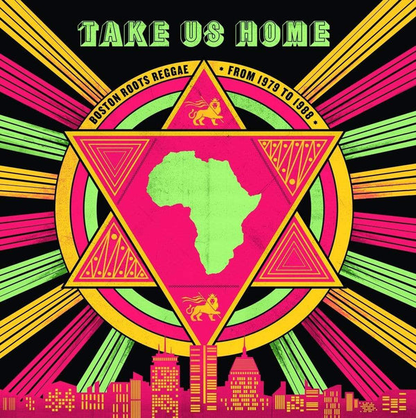 VA - Take Us Home: Boston Roots Reggae From 1979 to 1988 (CD) Cultures Of Soul