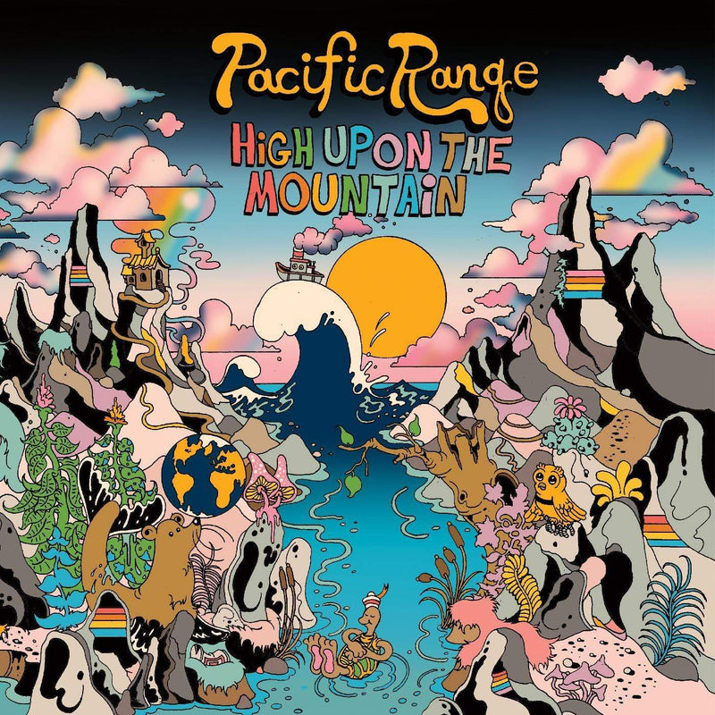 Pacific Range - High Upon the Mountain (LP) Curation Records
