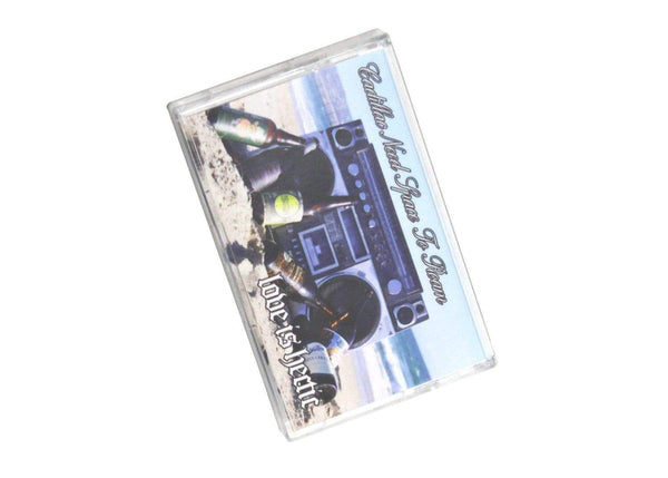 Cadillac Need Space To Roam - Love Is Hectic (Cassette) Cut Crazy Records