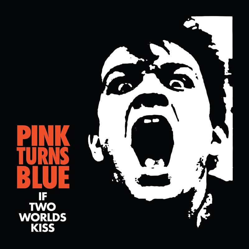Pink Turns Blue - If Two Worlds Kiss: Reissue (LP - Clear Red Vinyl) Dais Records