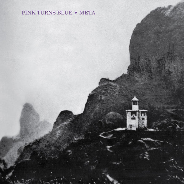Pink Turns Blue - Meta: Reissue (LP - Clear Purple Vinyl) Dais Records
