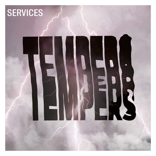 Tempers - Services (LP - Pink Vinyl) Dais Records