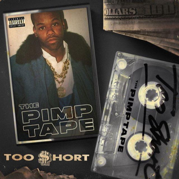 Too $hort -The Pimp Tape (CD) Dangerous Music