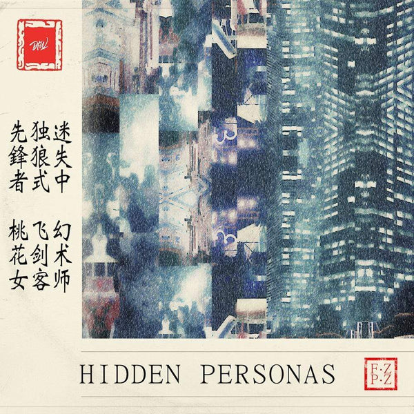 Fzpz - Hidden Personas (LP) Darker Than Wax