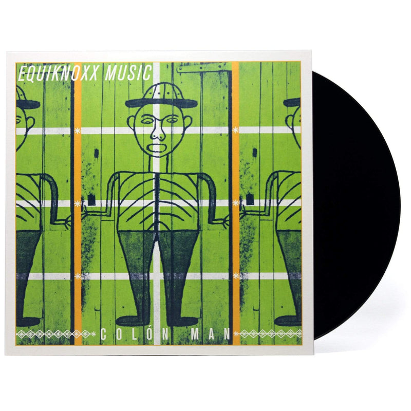 Equiknoxx - Colon Man (2xLP) DDS