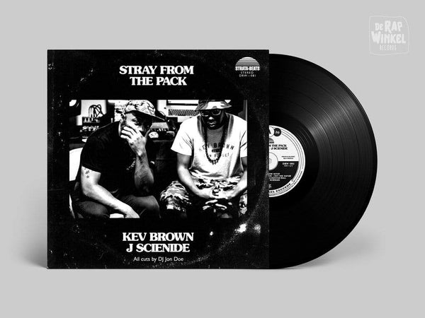 Kev Brown & J Scienide - Stray From The Pack (LP) De Rap Winkel