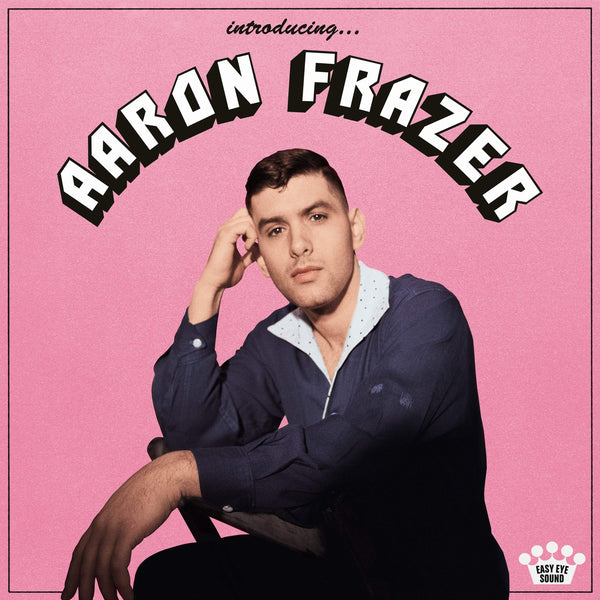 Aaron Frazer - Introducing... (LP - Translucent Pink Glass Vinyl) Dead Oceans