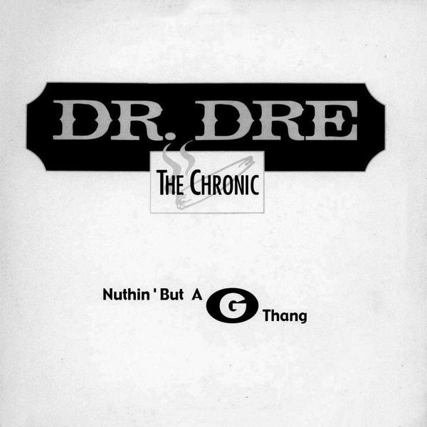 "Dr. Dre - Nuthin' But a ""G"" Thang (12"") Death Row Records"