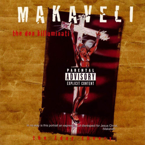 Makaveli (2Pac) - The Don Killuminati: The 7 Day Theory (2xLP - Reissue) Death Row Records