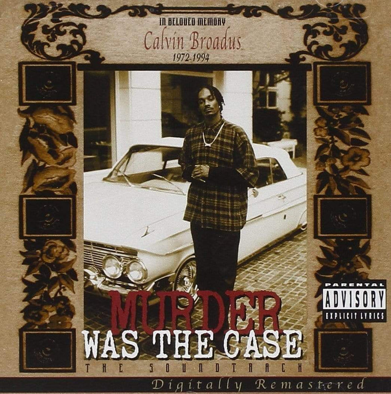 V/A (Snoop Dogg) - Murder Was The Case: Original Motion Picture Soundtrack (2xLP) Death Row Records