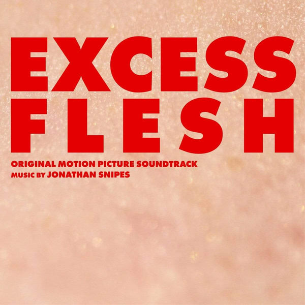 Jonathan Snipes - Excess Flesh (CD) Deathbomb Arc