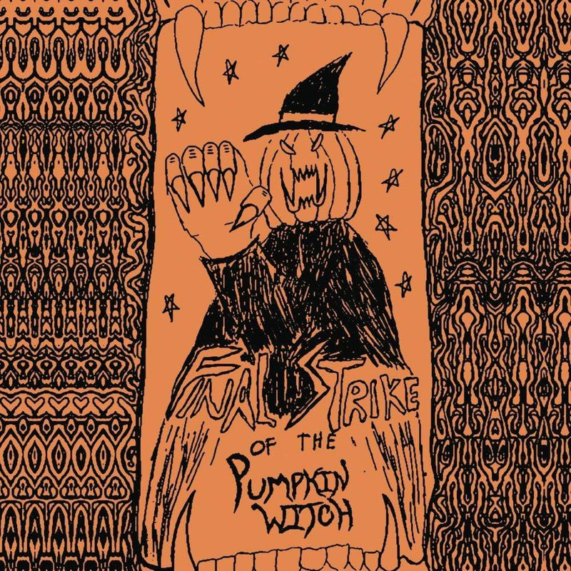 Pumpkin Witch - Final Strike of the Pumpkin Witch (2xLP - Green Vinyl) Deathbomb Arc