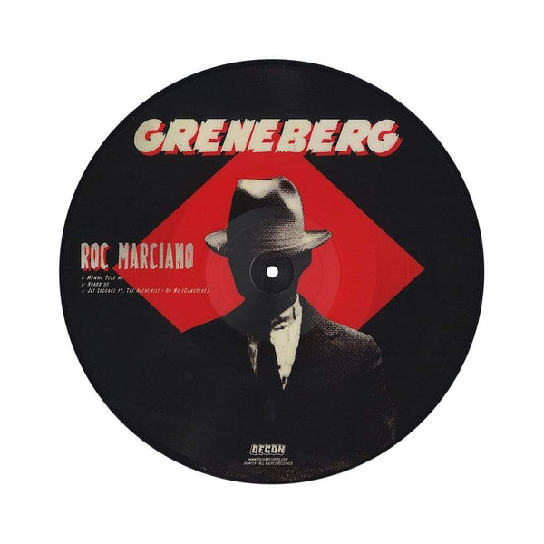 Roc Marciano & Gangrene - Greneberg (EP - Picture Disc) Decon