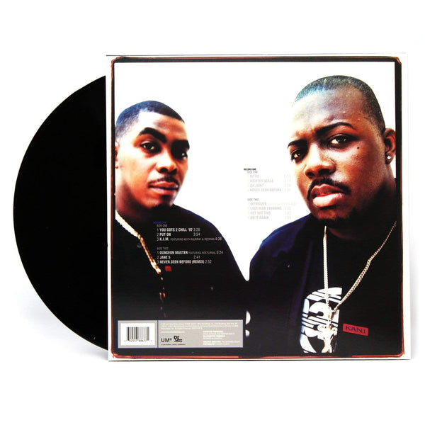 EPMD - Back In Business (2xLP) Def Jam