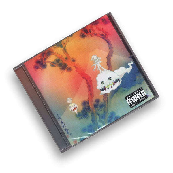 KIDS SEE GHOSTS - KIDS SEE GHOSTS (CD) Def Jam / G.O.O.D. Music