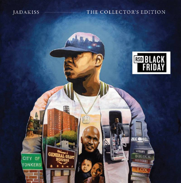 Jadakiss - Ignatius: The Collector's Edition (2xLP) Def Jam