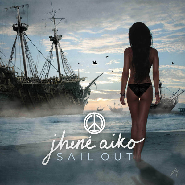 Jhene Aiko - Sail Out (LP - Picture Disc) Def Jam
