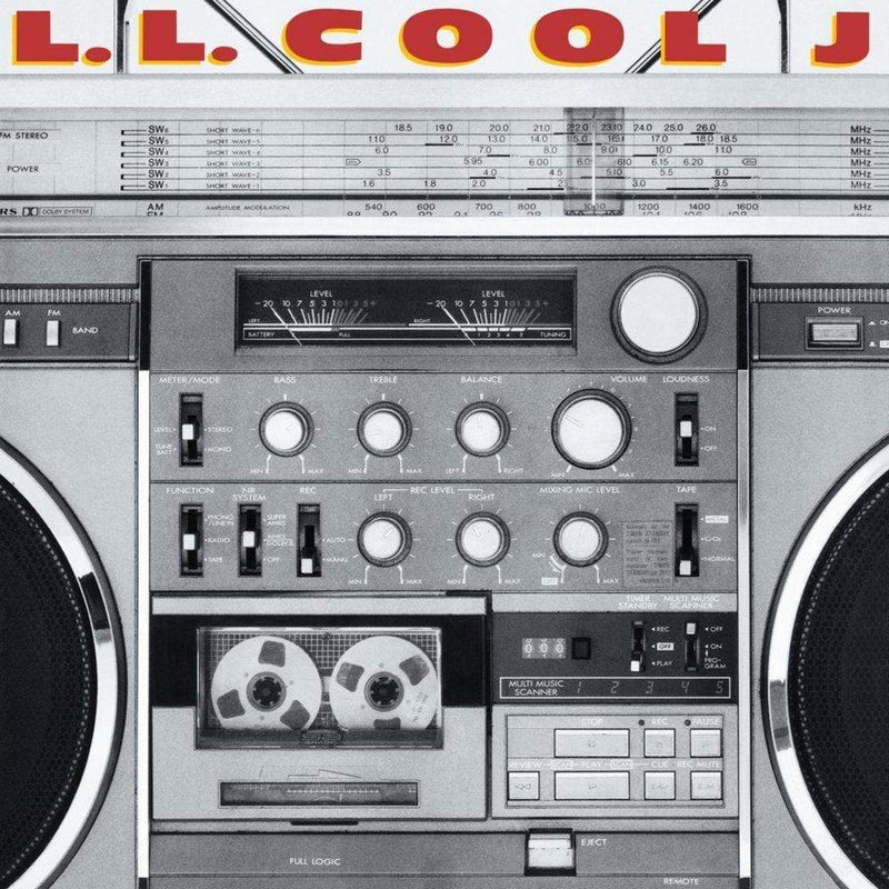 LL Cool J - Radio (LP) Def Jam
