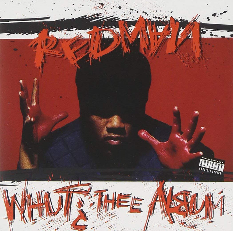 Redman - Whut? Thee Album (LP - Red Vinyl Reissue) Def Jam