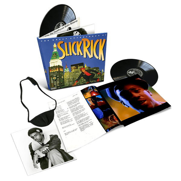 Slick Rick - The Great Adventures Of Slick Rick: Deluxe 30th Anniversary Edition (2xLP) Def Jam