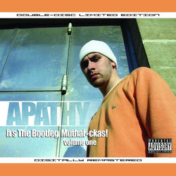 Apathy - It's The Bootleg, Muthafuckas! Volume 1 (2xCD) Demigodz Entertainment