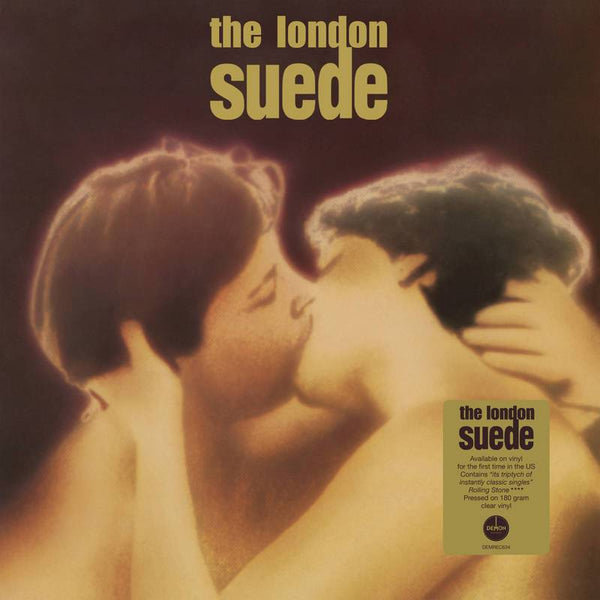 Suede - The London Suede (LP - 180 Gram Clear Vinyl) Demon Records