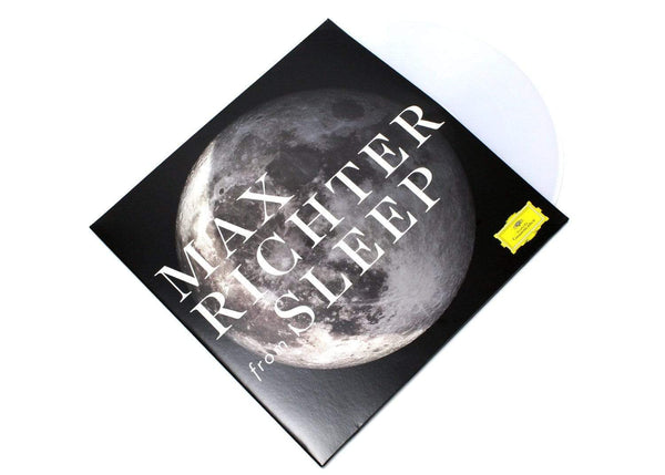 Max Richter - From Sleep (2xLP - Clear Vinyl - Import) Deutsche Grammophon