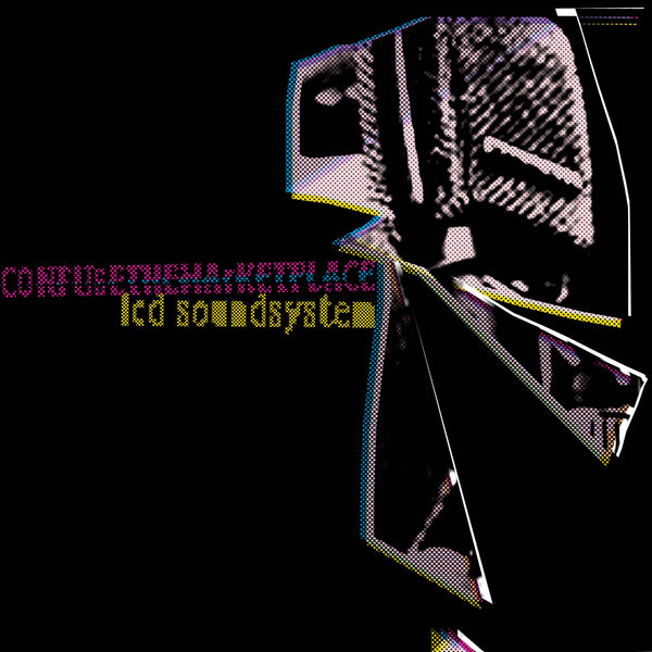 "LCD Soundsystem - Confuse The Marketplace (EP - 12"" Vinyl) DFA Records"