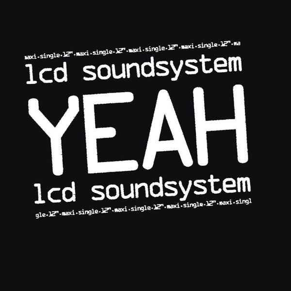 "LCD Soundsystem - Yeah (12"") DFA Records"