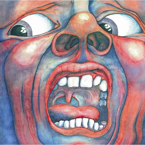 King Crimson -  In the Court of the Crimson King (LP - 200 Gram Vinyl) DGM