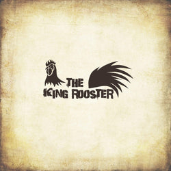 The King Rooster - The King Rooster (Cassette) Dinked Records