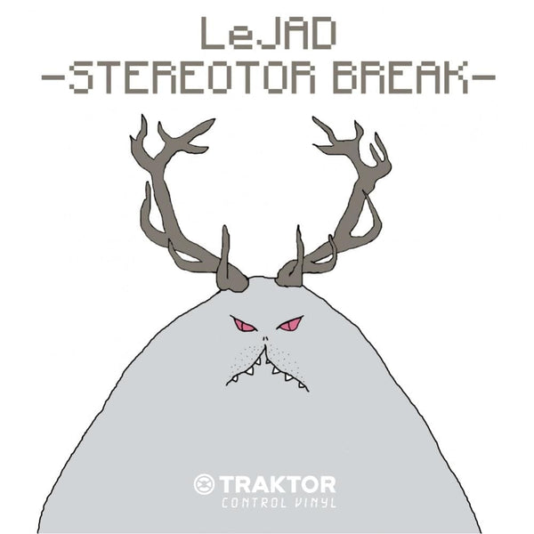 Le Jad - Stereotor Break (LP) Dirt Style Records